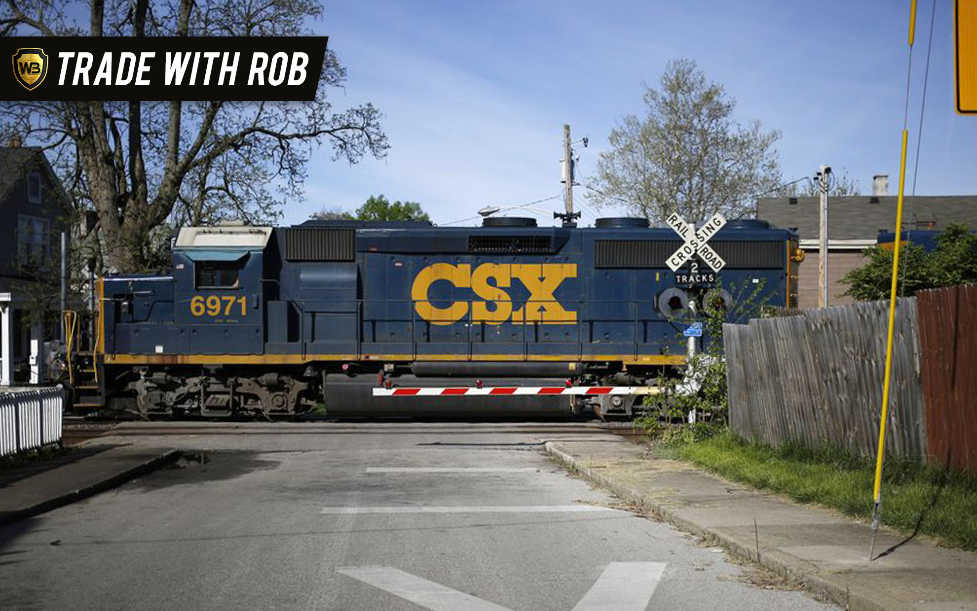 Trade With Rob 3/15/21 – CSX With A Zero-Line Breakout?