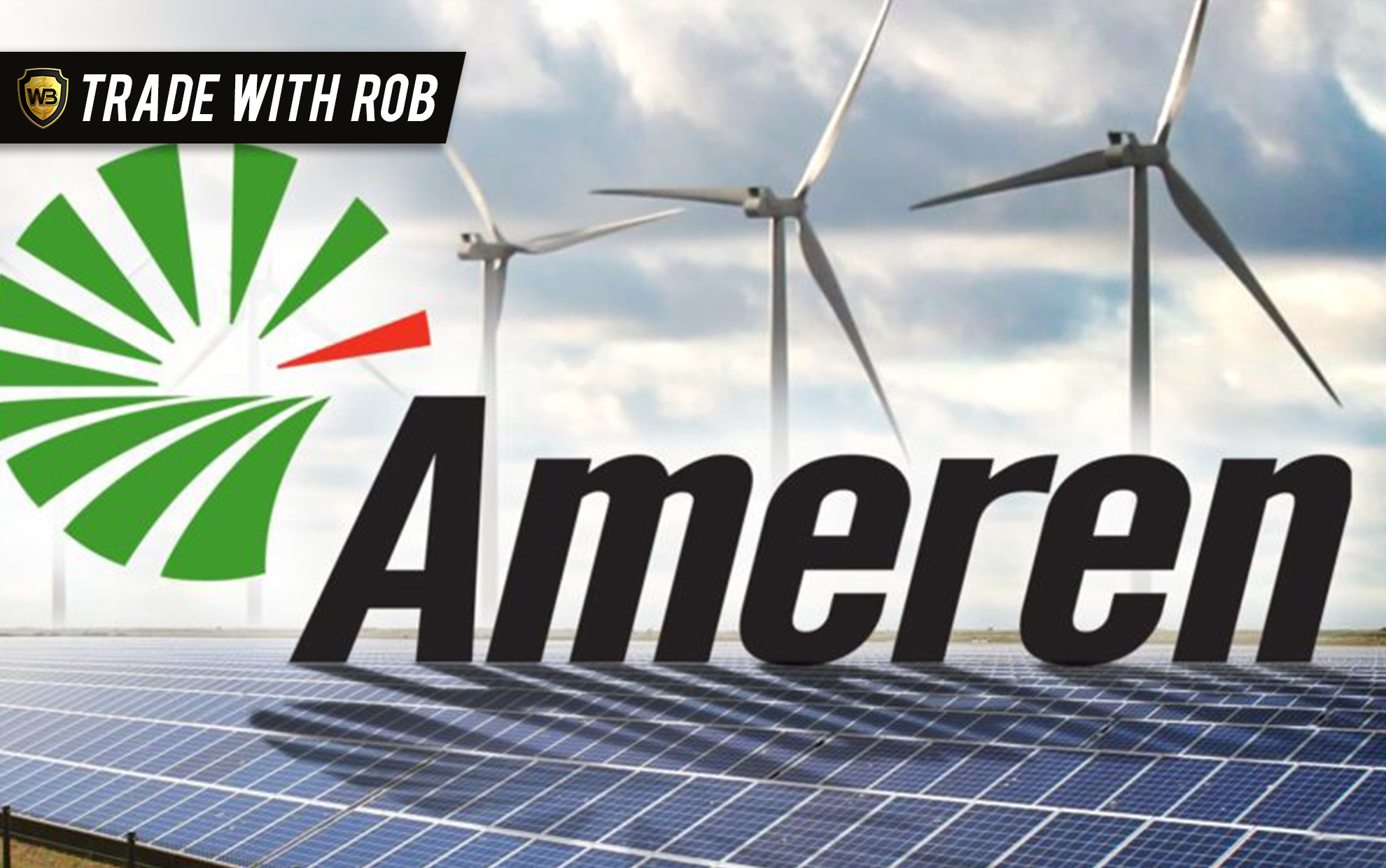 Trade With Rob 4/19/21 – Potential Breakout on AEE