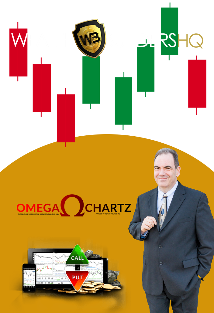 Omega Chartz Banner With Robert Roy