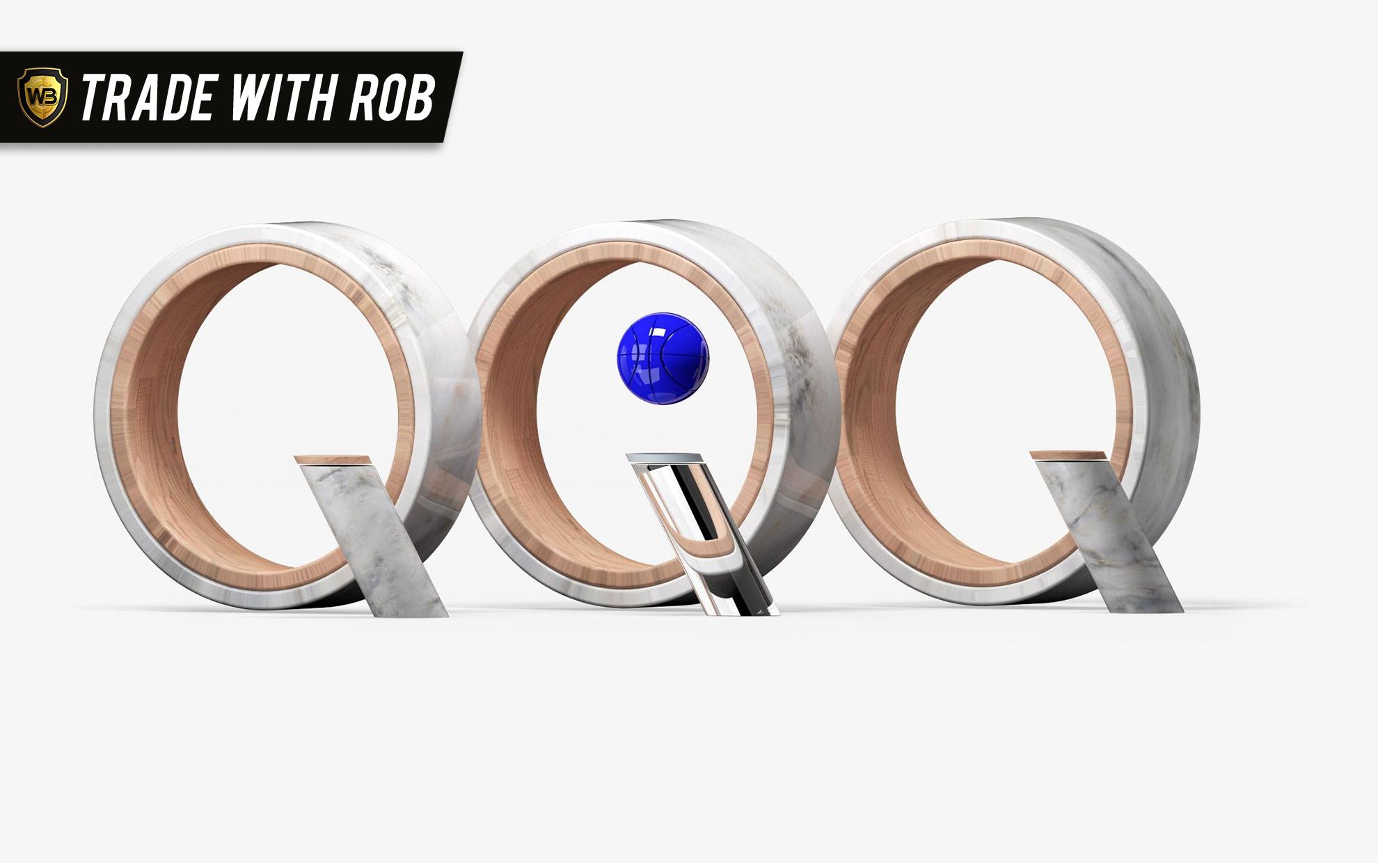 Trade With Rob 8/11/21 – QQQ
